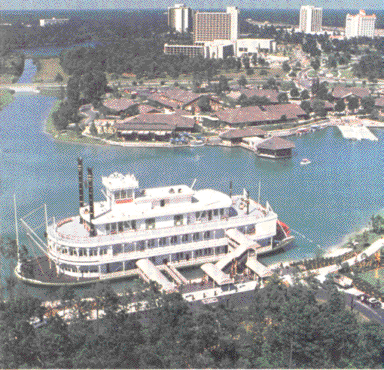 Empress Lilly Riverboat
