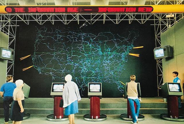 Epcot Communicore Network Control