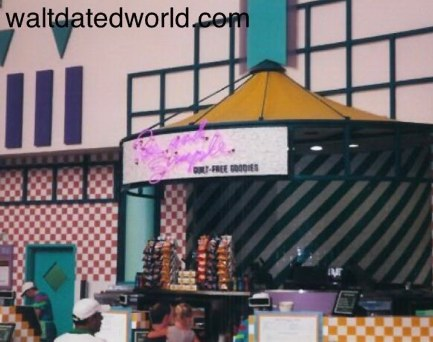 Epcot Wonders of Life Pure and Simple restaurant
