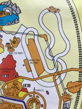 Grand Prix shortened track