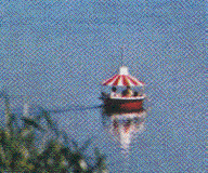 Bob-A- Round Boats Walt Disney World
