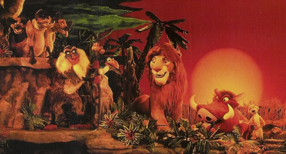 Legend of the Lion King group shot