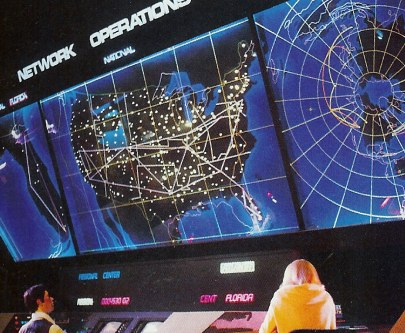 Spaceship Earth Network Operations