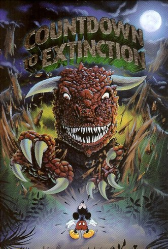 Countdown to Extinction poster